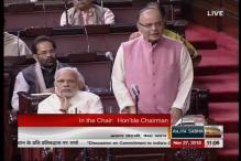 Watch: Full speech of Arun Jaitley on Constitution in Rajya Sabha