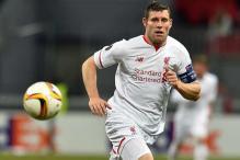 Injured James Milner eyes return against former club Manchester City
