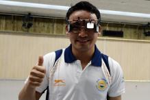 Jitu Rai wins silver in 13th Asian Shooting Championship