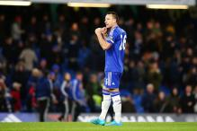 Injured John Terry ruled out of PSG showdown