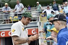 Australia pacer Mitchell Johnson admits thinking about retirement