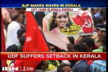 LDF poised for victory in Kerala civic polls, UDF behind in 3rd place