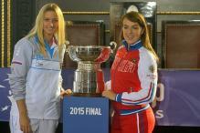 Petra Kvitova to open Fed Cup final against Anastasia Pavlyuchenkova