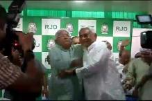 People of Bihar has decimated BJP, will work for development under Nitish Kumar: Lalu Yadav