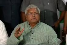Lalu slams bullet train project; asks Modi to explain rationale