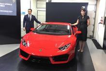 Lamborghini launches Huracan LP 580-2 in India at Rs 2.99 crore