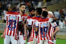 ISL: Atletico de Kolkata to Challenge Mumbai City FC's Winning Streak