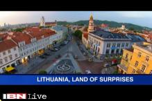Discovering Lithuania: Small state with big goals