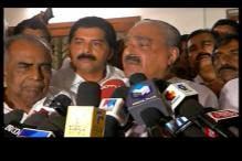 Kerala minister KM Mani quits, demands resignation of 3 party leaders