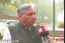 Remarks by Mani Shankar Aiyar, Salman Khurshid seditious, Congress must take action: BJP
