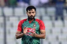 Skipper Mashrafe Bin Mortaza 'not happy' with Bangladesh's batting in T20 win