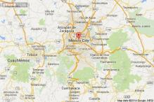 Eight bodies found in Mexico with throats slit
