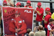 Michael Schumacher still fighting, says former Ferrari boss