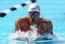 'I'm kind of giddy to see what happens at the end': Michael Phelps