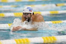 Michael Phelps wins 200m medley in Minneapolis