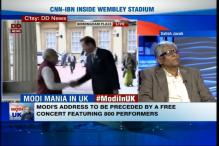 Wembley gears up for PM Modi's event