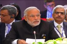 Narendra Modi raises Paris attack at BRICS meet, calls for unified stand against terrorism