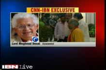 Good that the government started early on reform process: Economist Lord Meghnad Desai