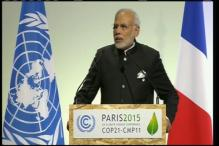 Landmark Year for India in Climate Change Initiatives: Economic Survey