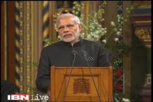 PM Modi addresses British Parliament