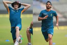 Fitness test for Steyn; Morkel, Duminy ready for Bangalore
