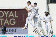 South African bowlers glad to be back on friendly wickets