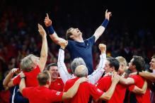 Andy Murray gives Great Britain Davis Cup title after 79 years