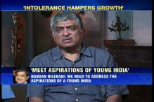 Youngsters are frustrated because of caste, quota conflicts, says Nandan Nilekani