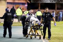 Shooting at New Orleans playground injures 16, say police