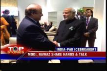 News360: Modi, Nawaz shake hands and talk