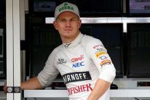 Force India tell Nico Hulkenberg to ''shut up''