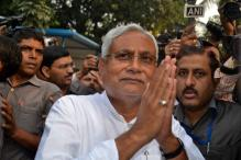 Nitish Kumar credits all political parties for liquor ban in Bihar