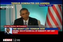 World leaders condemn Paris attacks