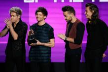 One Direction leads Twitter's list of top tweets in 2015