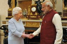 Queen hosts lunch for Modi at Buckingham Palace