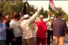 OROP row: Ex-servicemen undertake protest march to Rashtrapati Bhavan