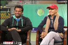 A heart-warming chat with the legends: Martina Navratilova and Leander Paes