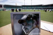 Death of Australian Batsman Phil Hughes Ruled 'Tragic Accident'