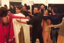 Salman Khan and the cast of 'Prem Ratan Dhan Payo' dance to DDLJ songs; SRK and team 'Dilwale' reply with a dubsmash on PRDP title track