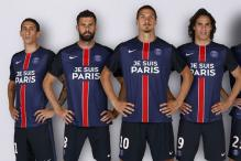PSG to wear 'Je Suis Paris' jersey for two matches