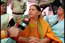 RSS dropped shorts for trousers after my criticism, says Rabri Devi