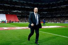 Real Madrid coach Rafa Benitez struggles to make sense of El Clasico drubbing