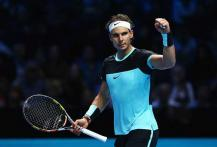 Rafael Nadal makes short work of wayward Stanislas Wawrinka