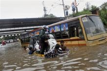 Heavy rains pound Tamil Nadu, death toll reaches 55