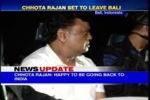 Chhota Rajan to return to India tomorrow