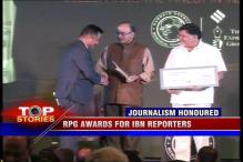 IBN wins five Ramnath Goenka Awards