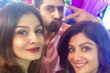 Photos: Shilpa Shetty, Raveena Tandon, Genelia D'Souza attend Aishwarya Rai's daughter Aaradhya's birthday bash