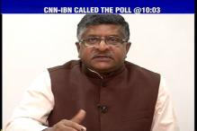 Bihar polls result not a referendum on Modi's performance, says Ravi Shankar Prasad