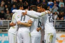 Real Madrid disqualified from Copa del Rey over ineligible player
