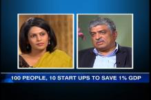 Watch: In conversation with Nandan Nilekani